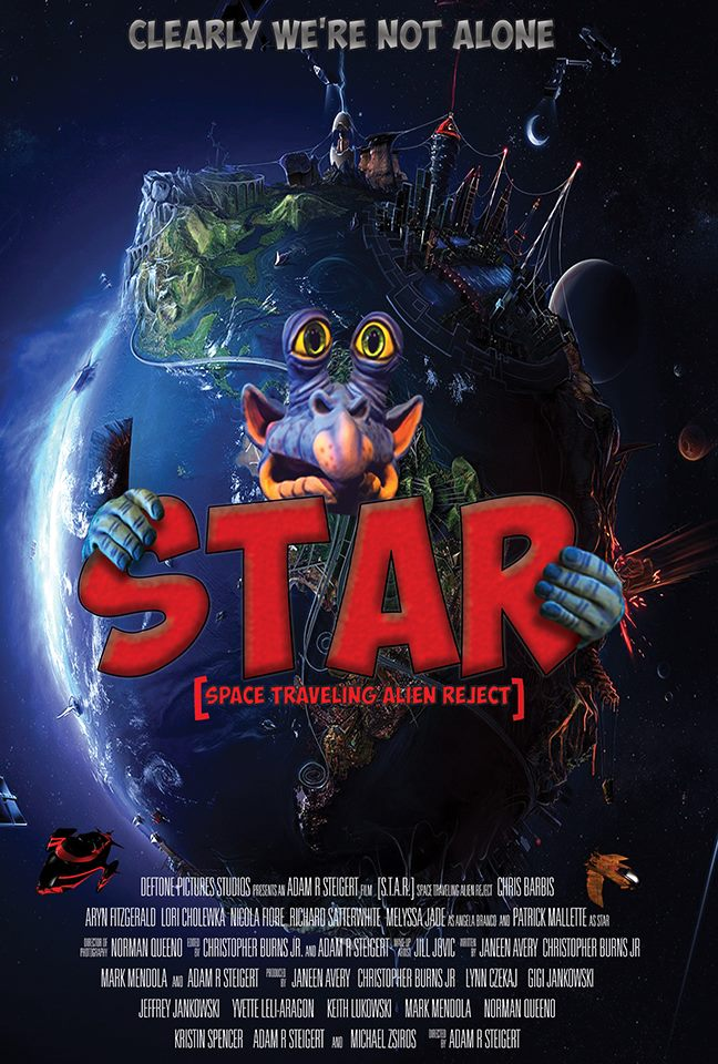 Poster for STAR