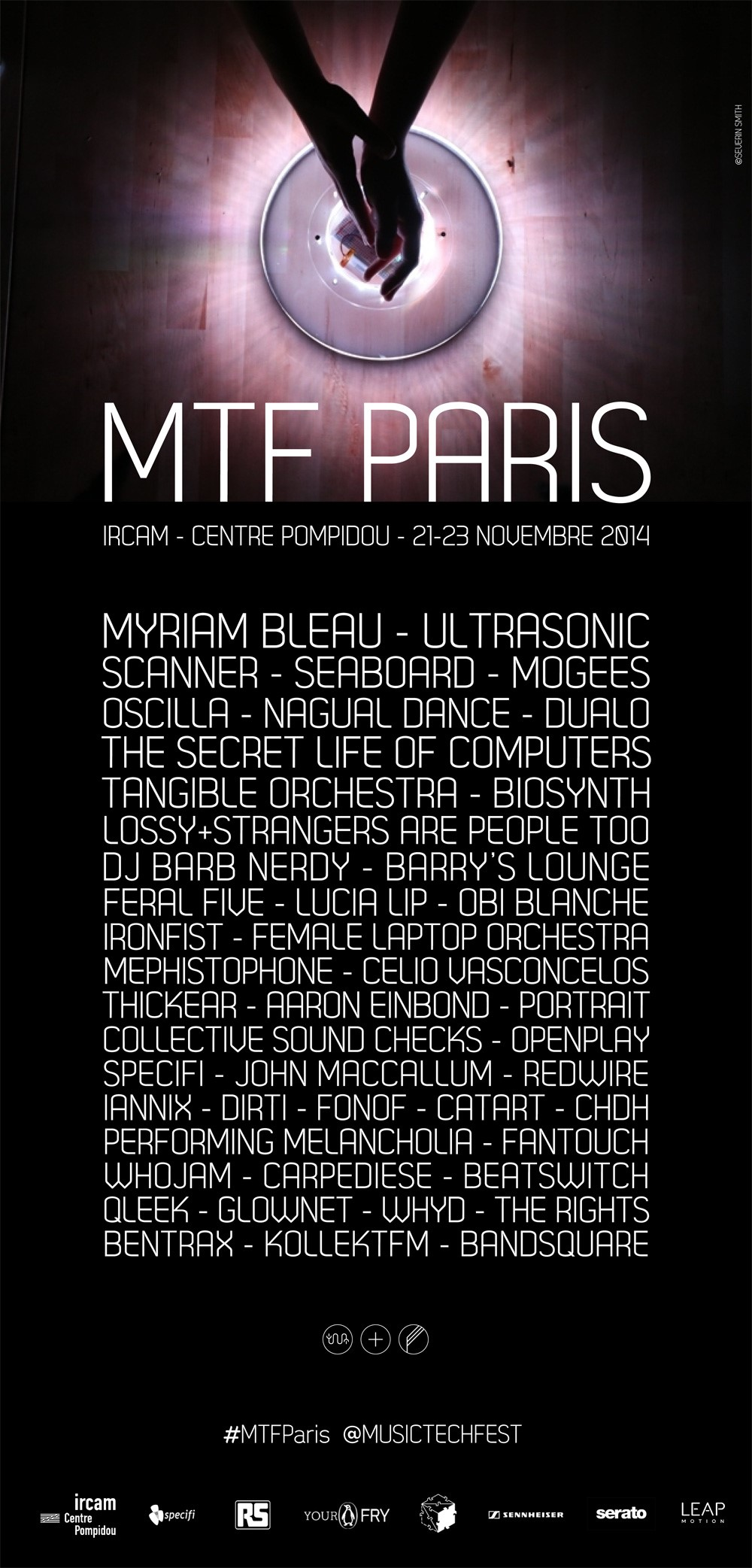 MTF Paris Line Up