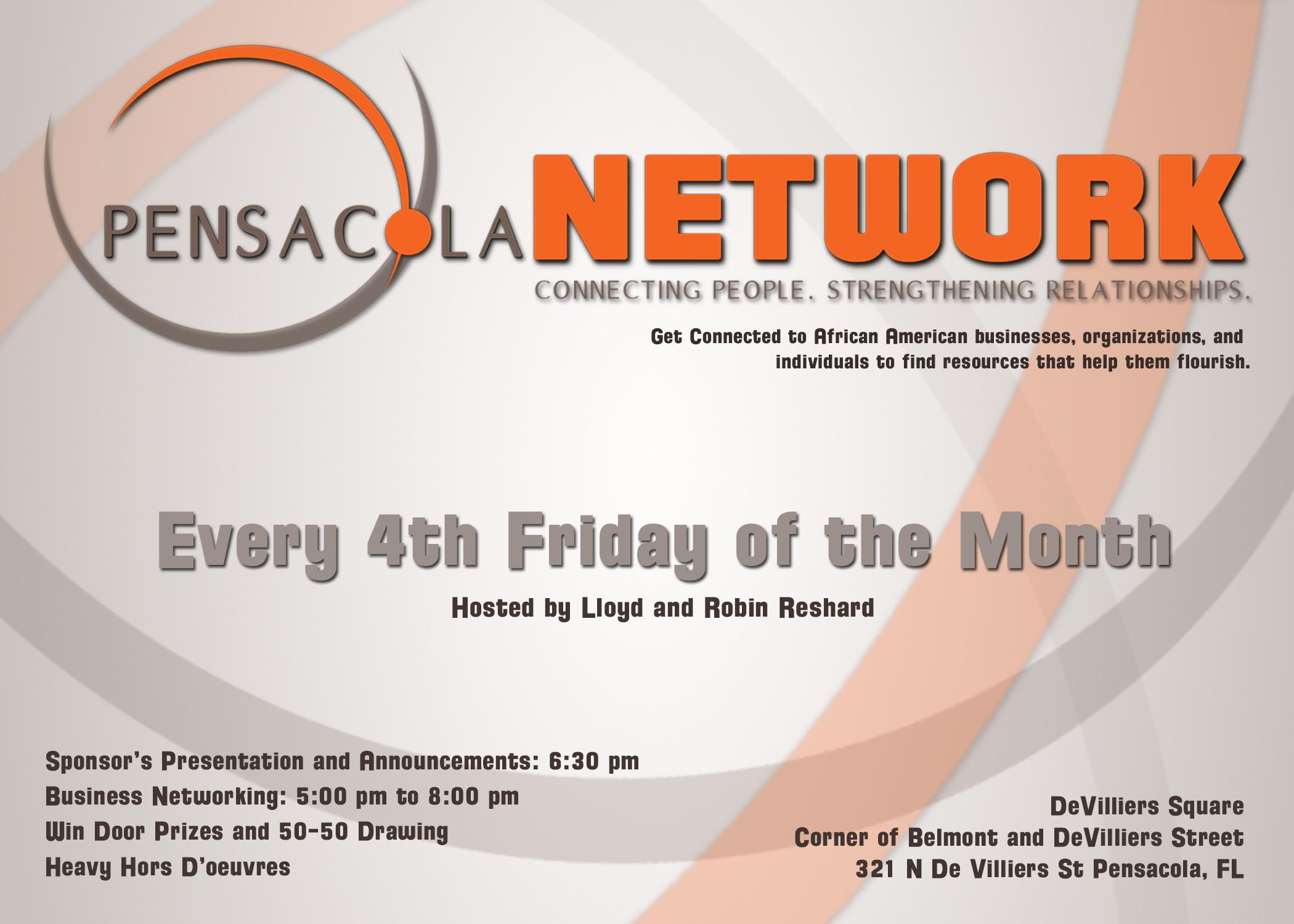 Pensacola Network Description