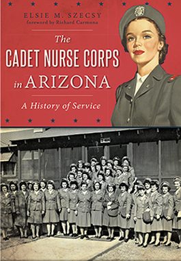 Cadet Nurse Corps book