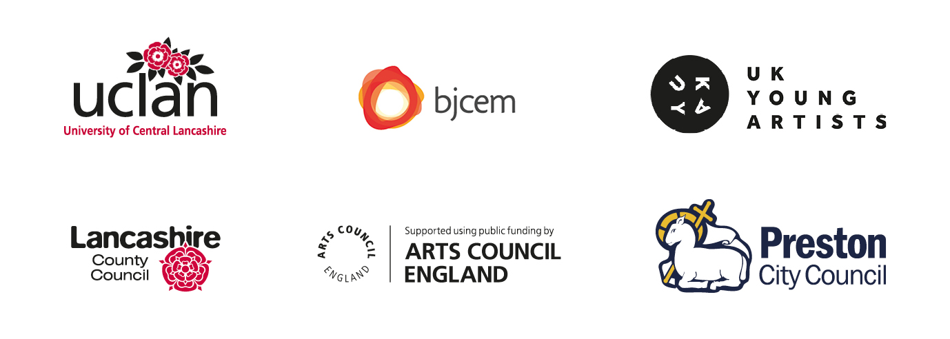 GRAFT funder and supporter logos