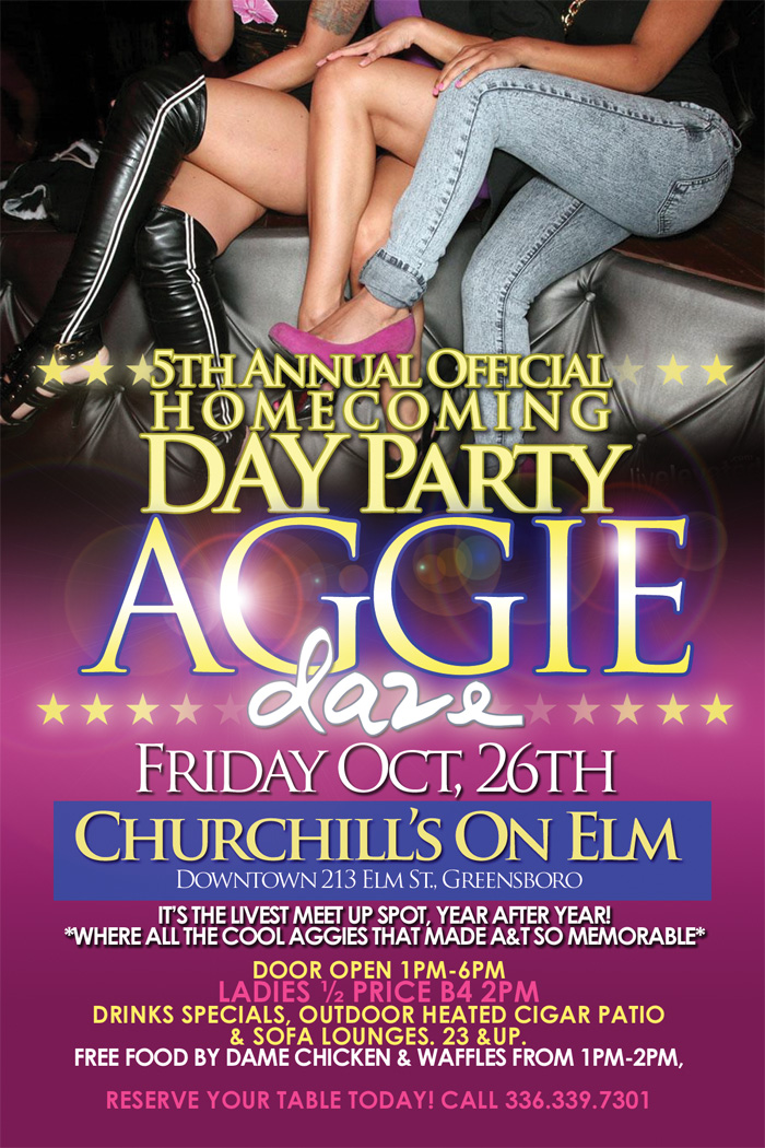 GHOE 2012- Aggie Daze FriDAY Party