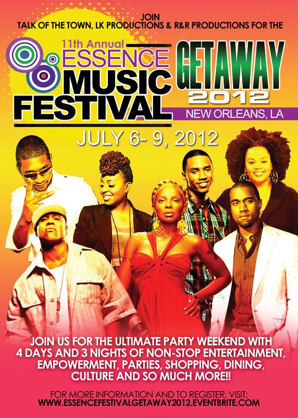 Essence Music Festival Getaway