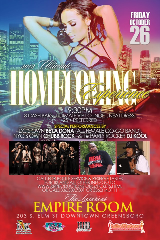 GHOE 2012- Friday Night at Empire Room