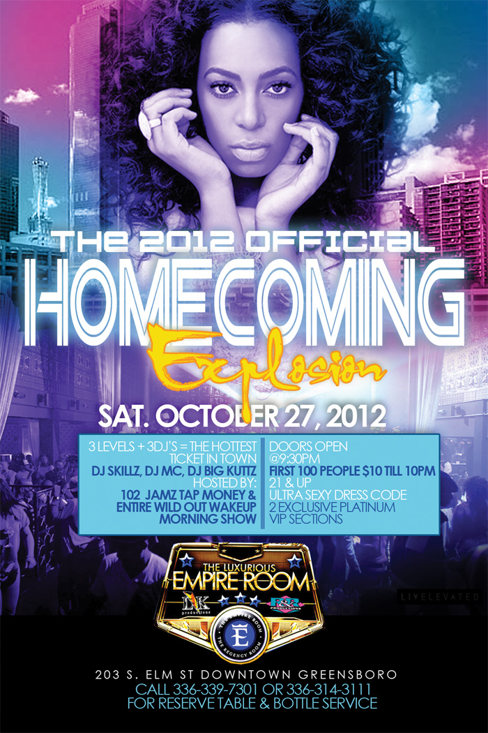 GhOE 2012- 21 and Up Party @ Empire Room