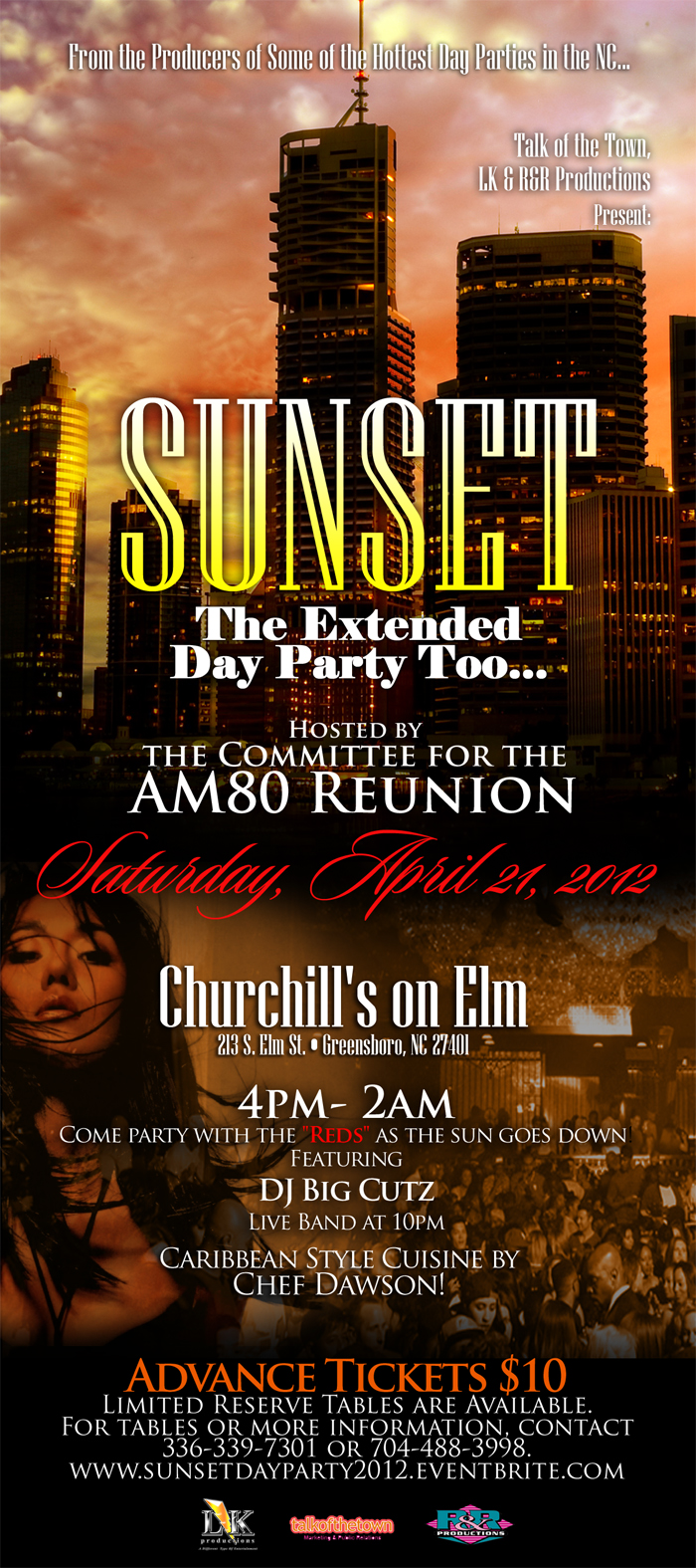 Sunset: Extended Day Party Too