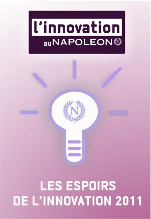Logo Innovation au Napoléon