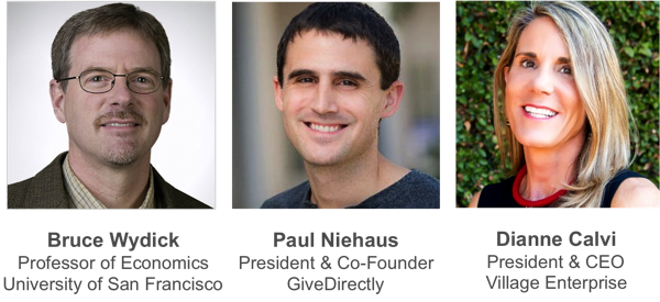 Speakers for 2016 San Diego Global Poverty Forum