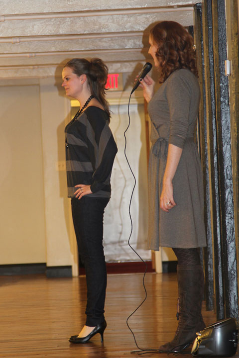 Fall 2012 Fashion Show
