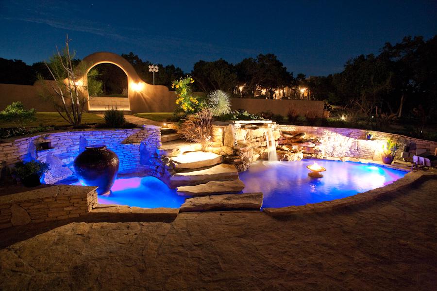 Tuscan Hall Fountain