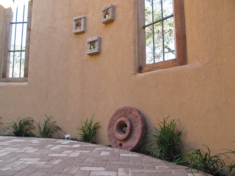 Veranda Room Court Yard
