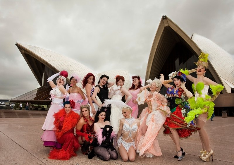 Miss B grand Final 2010 Group shot