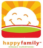 Happy Family Organic Baby Food