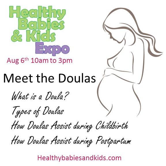 meet the doulas