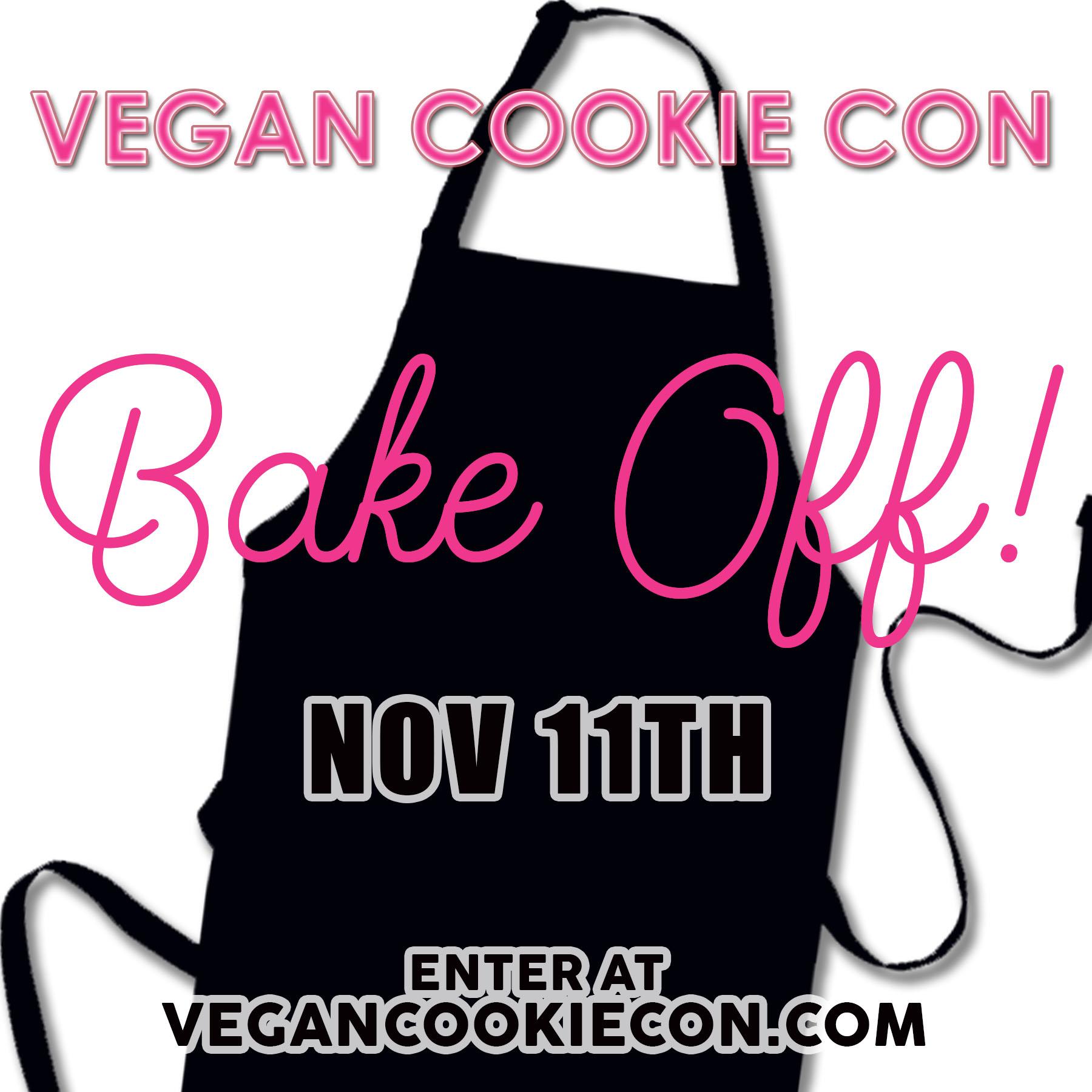 vegan bake off