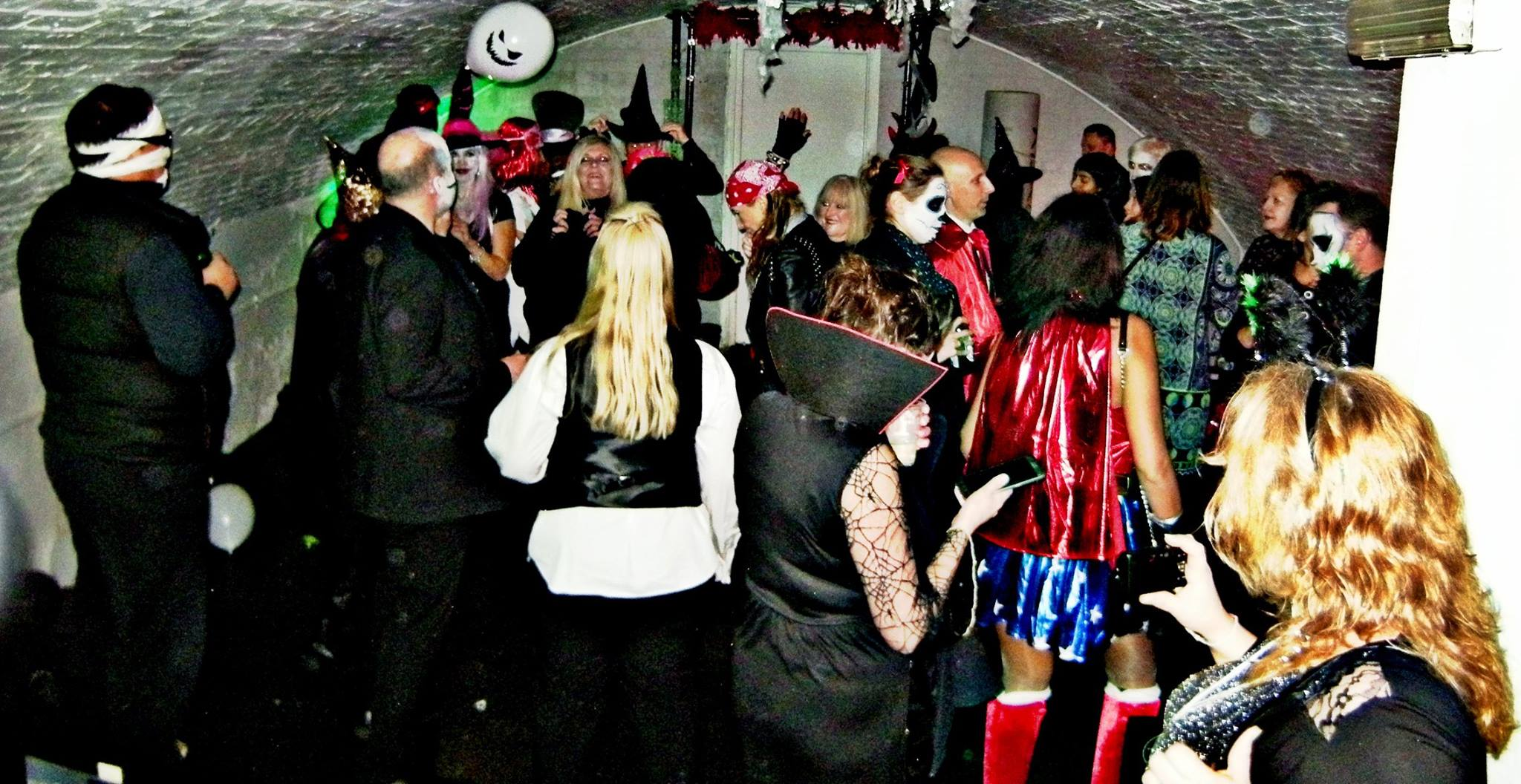 The Putney Social Halloween Party Under Putney Bridge! 28th ...
