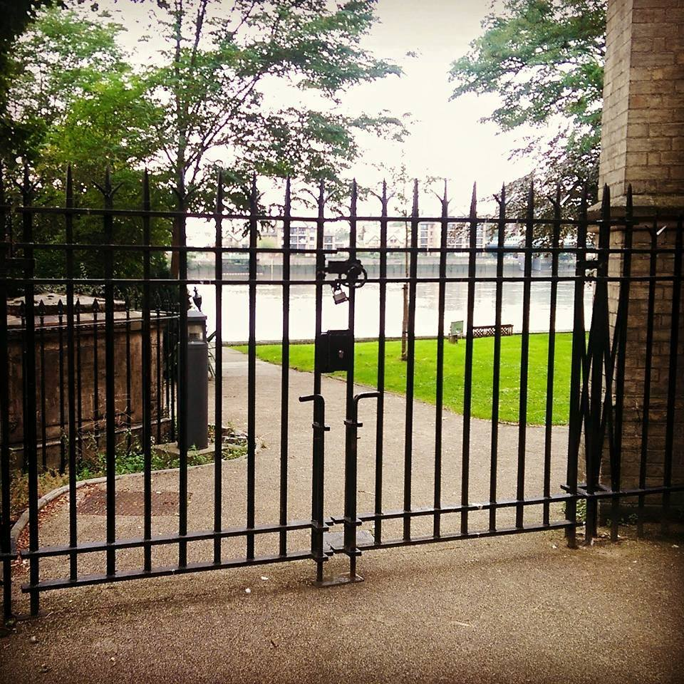 Gates to the party
