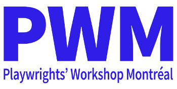 Playwrights' Workshop Montreal Logo