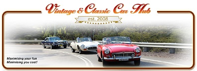 The Vintage and Classic Car Hub Pty Ltd