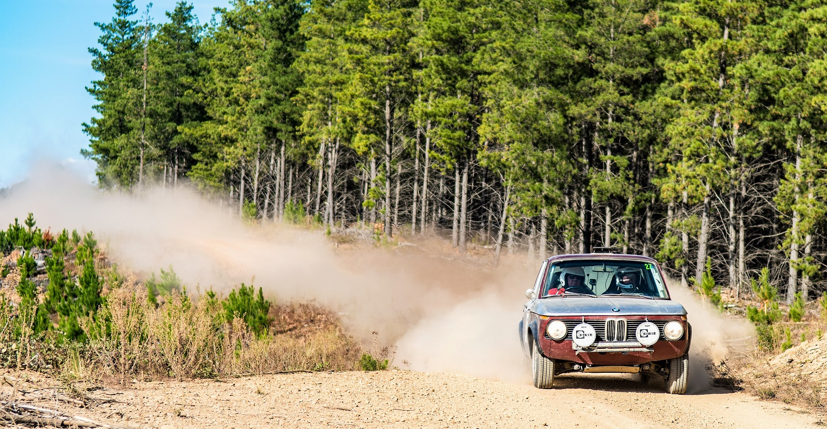 1969 BMW 2002 Forest Racer