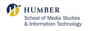 Humber School of Media Studies and Information Technology logo