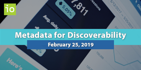 Metadata for Discoverability Banner