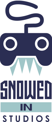 Logo of Snowed In Studios - and link