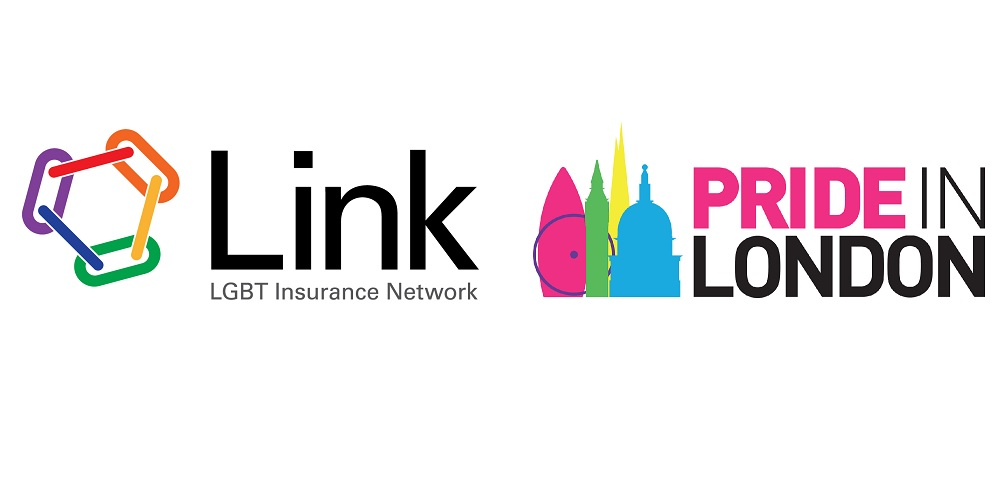 Ling and Pride in London Logo