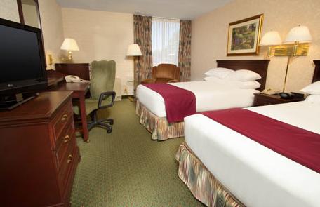 Drury Inn room