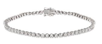 5K Diamond Tennis Bracelet Raffle Prize