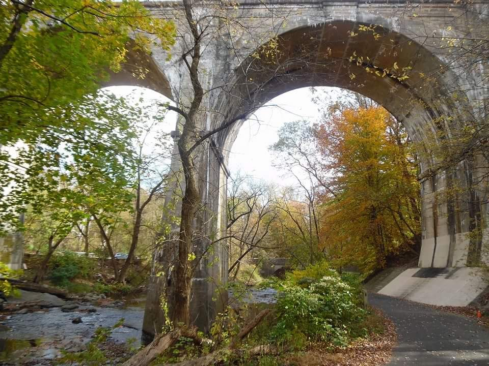 Pennypack Trail Philadelphia To Willow Grove Pa Walk