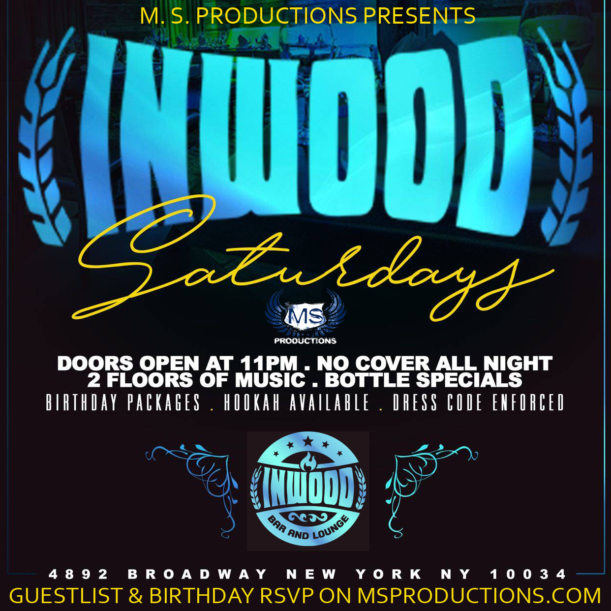 Inwood Bar and Lounge
