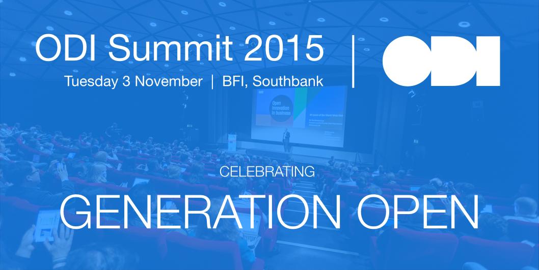 ODI Summit 2015
