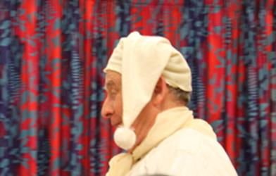 Gordon Jamieson performing Holy Willie's Prayer