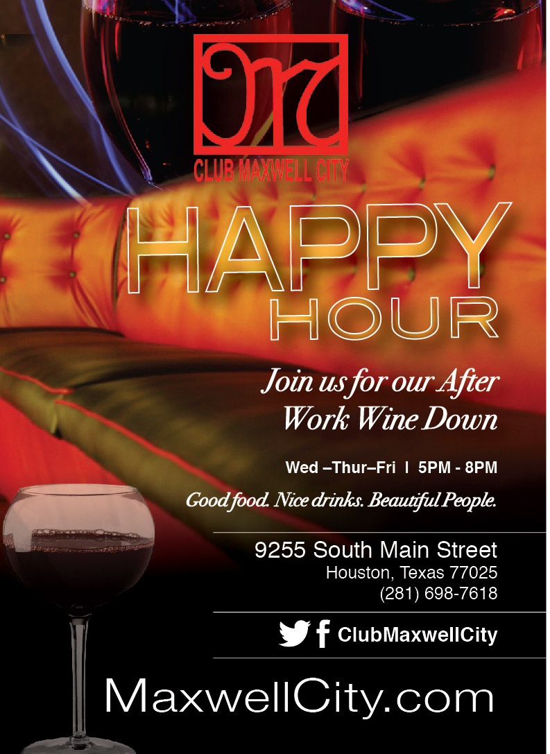 Happy Hour at Club Maxwell City