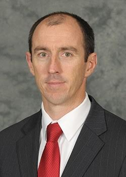 Coach Daniel Caulfield