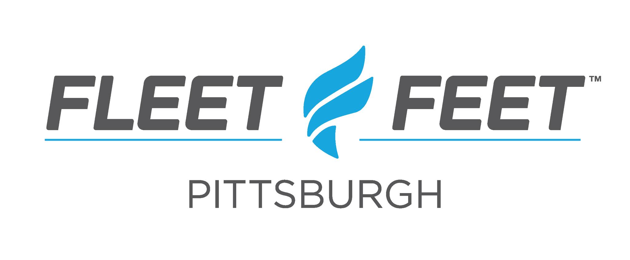 Fleet Feet Pittsburgh Logo