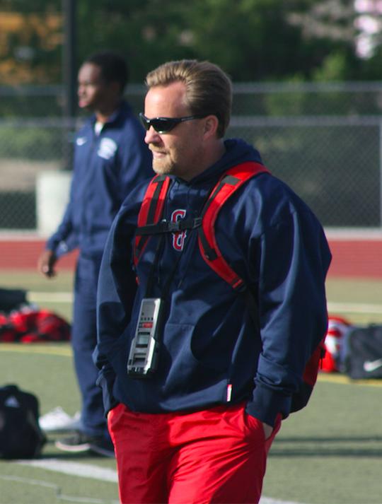 Coach Doug Soles
