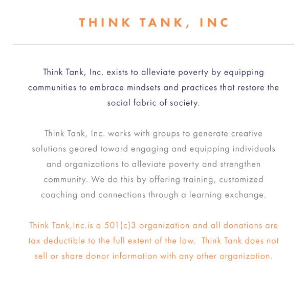 Think Tank, Inc.