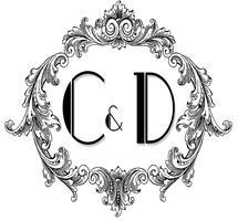 Corset and Diamonds Logo