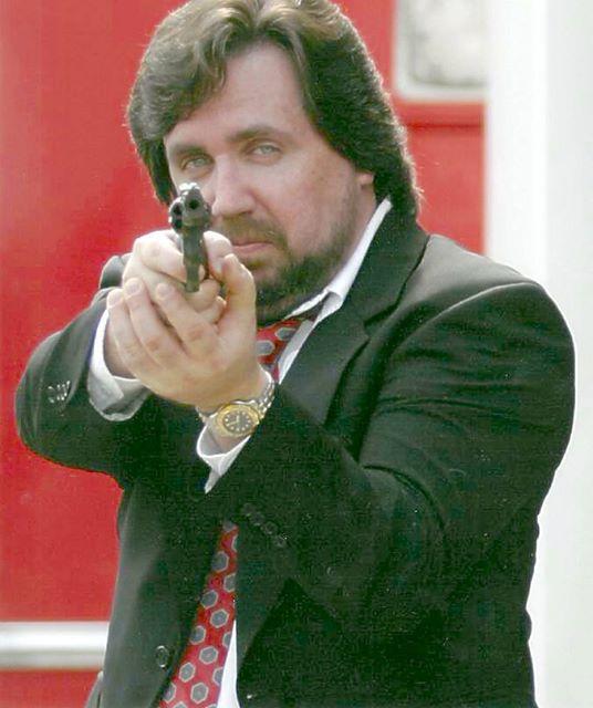 Actor David Polk