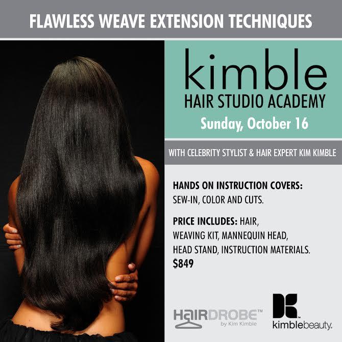 Kimble Hair Salon Los Angeles