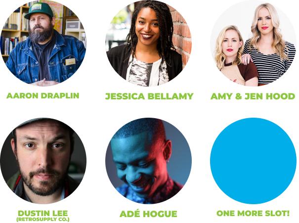 THRIVE 2019 Speakers