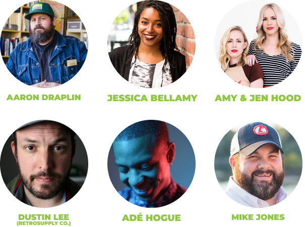 THRIVE 2019 Speakers