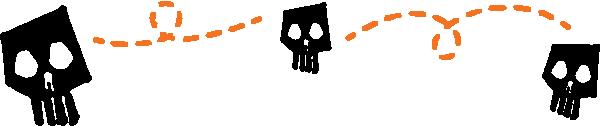 Skull Border