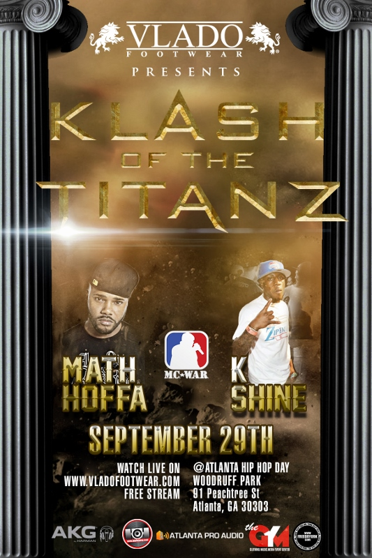 Math Hoffa Vs K Shine