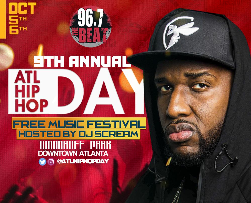 9th Annual Atlanta Hip Hop Day Festival Tickets, Sat, Oct 5