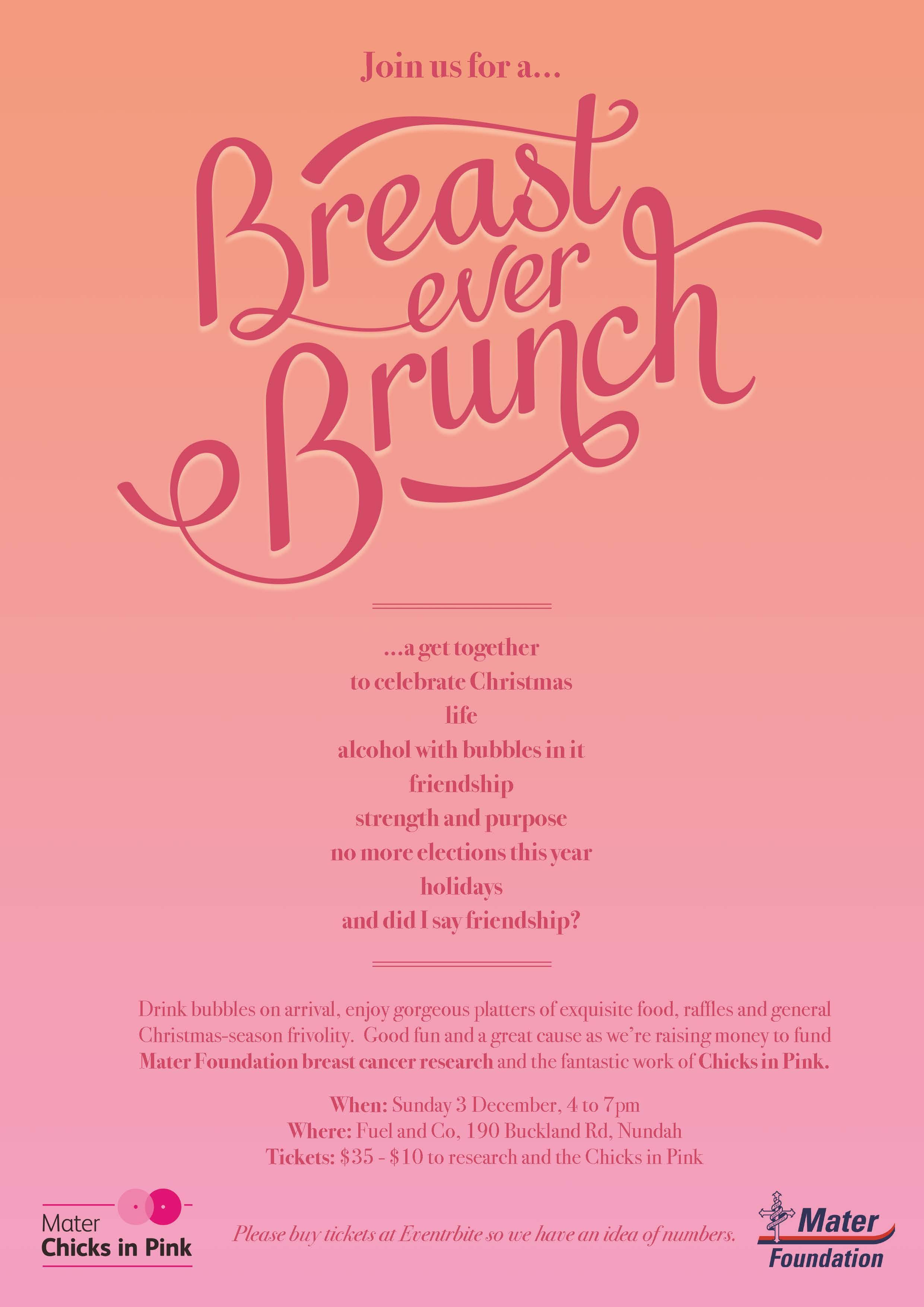 Breast Brunch Ever