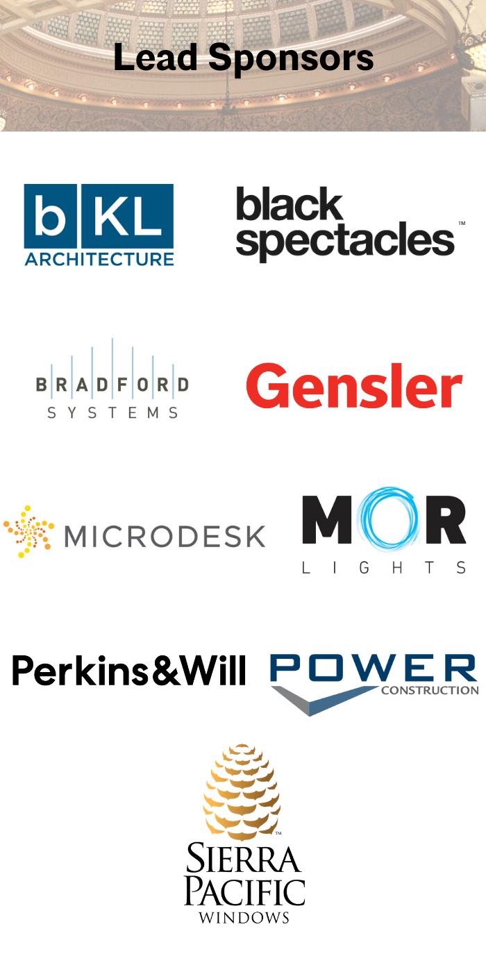 Lead Sponsor 2019