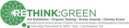 RETHINK: GREEN Charity Event